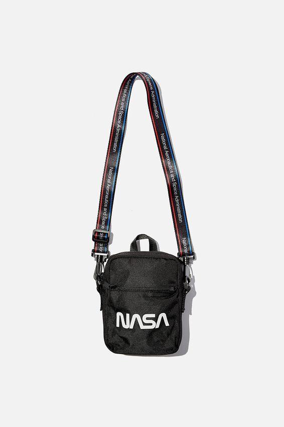 Transit Licensed Sling Bag, LCN NASA