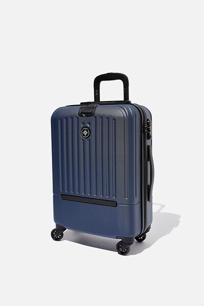 Sml 19Inch Hard Suitcase, NAVY