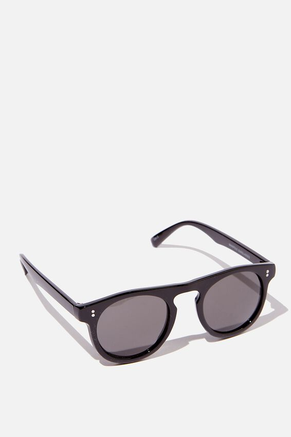 Manifold Sunglasses, BLACK GLOSS/SMOKE