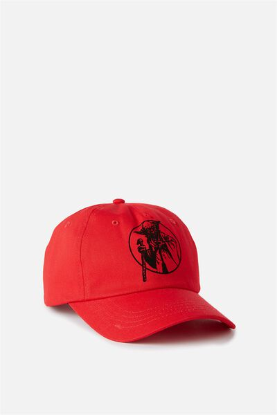 Special Edition Dad Hat, YODA NYC/RED