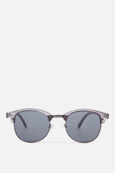 Smooth Operator Sunnies, CRYSTAL MARBLE/SMOKE