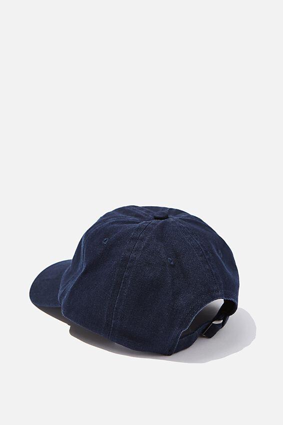 Strap Back Dad Hat, NAVY/WEEKEND STUDIO