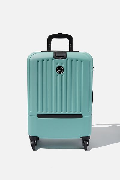 Sml 19Inch Hard Suitcase, MINT