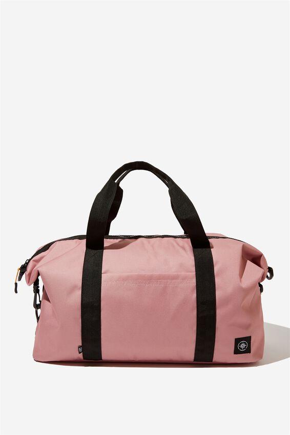Transit Duffle Bag, DUSTY BLUSH