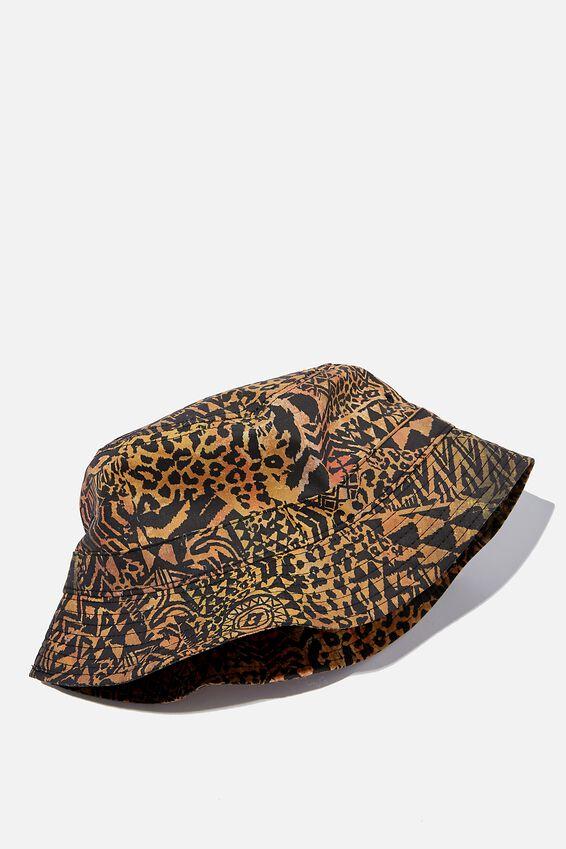 Bucket Hat, ANIMAL TRIBAL