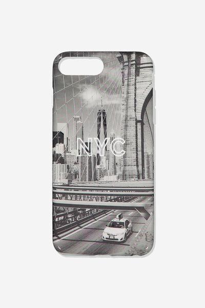 Essential Phone Cover Iphone 6/7/8 Plus, NYC