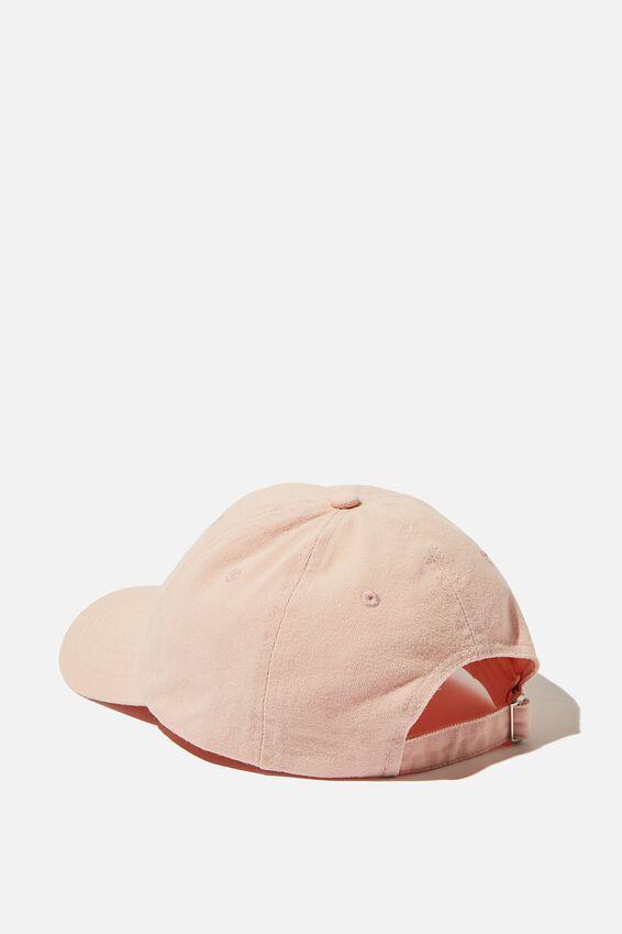 Blank Dad Hat, PEACH