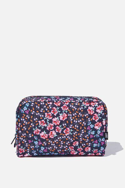 Transit Cos Bag, SPLICED FLORAL