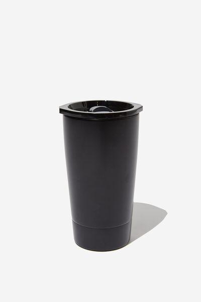 Metal Commuter Cup, BLACK