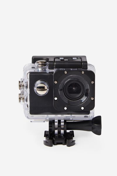Hd Camera, BLACK