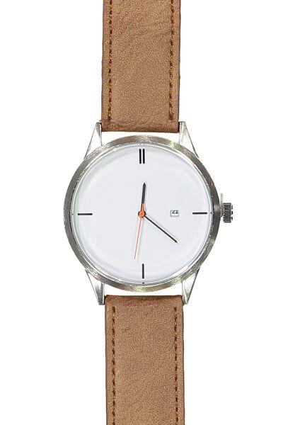 Stanford Watch, SILVER/TAN