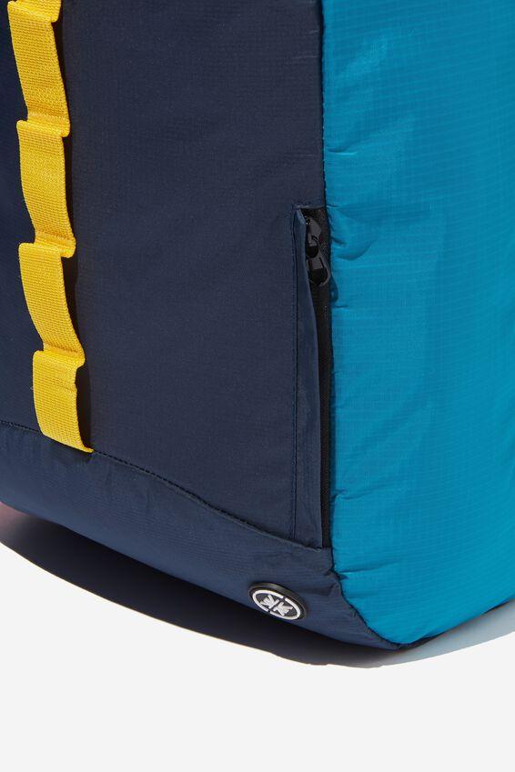 Explore Drawstring Bag, JESTERED MULTI COLOUR