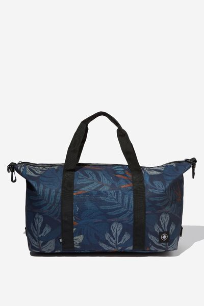 Transit Duffle Bag, BIRD OF PARADISE PALM