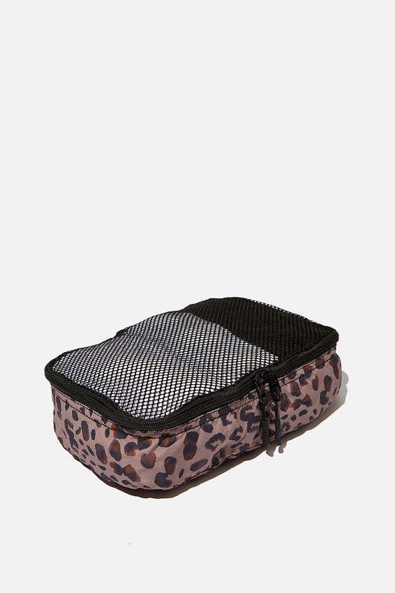 Packing Cell- Small, LEOPARD SPOT