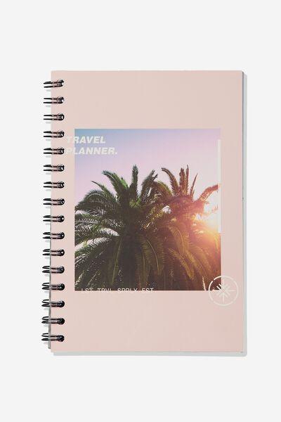 Travel Planner, SUNSET