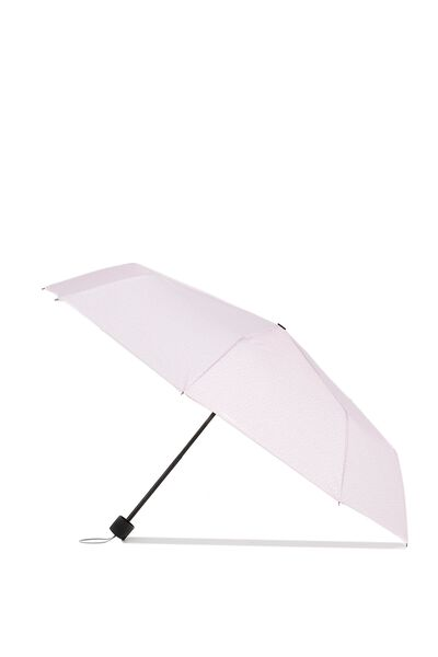 Splish Splash Medium Umbrella, LITTLE DROP/GREY