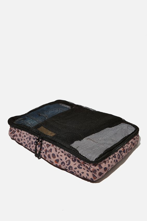 Packing Cell - Large, LEOPARD SPOT
