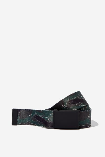 Portland Web Belt, TIGER CAMO