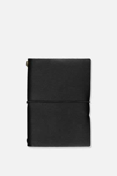 A5 Journal, BLACK