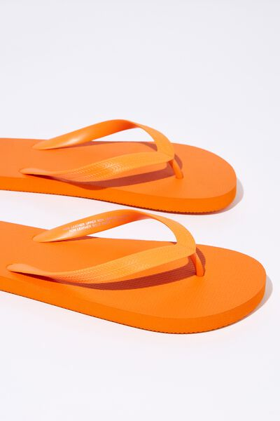 Bondi Flip Flop, ORANGE