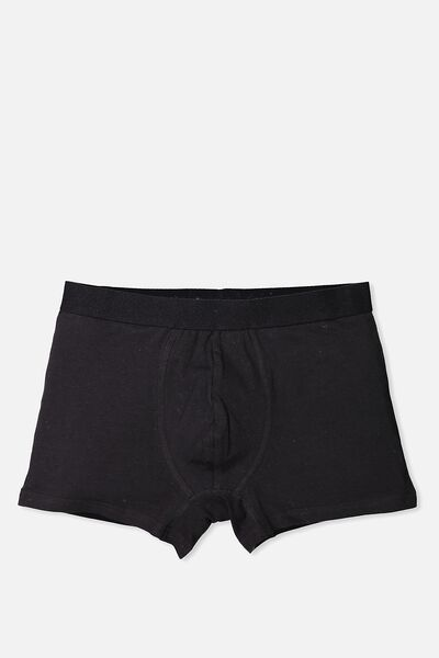 Single Hanging Trunks, BLACK
