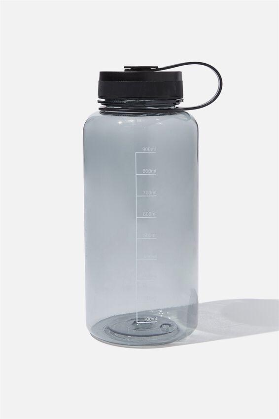 1 Litre Drink Bottle, BLACK