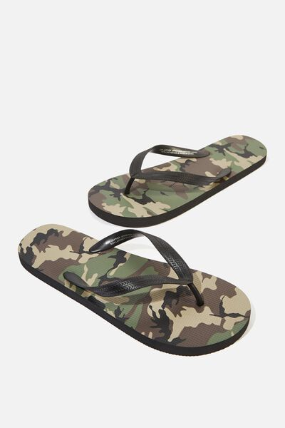 Bondi Flip Flop, ARMY CAMO