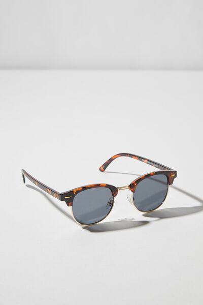 Smooth Operator Sunglasses, TORT GOLD/SMK