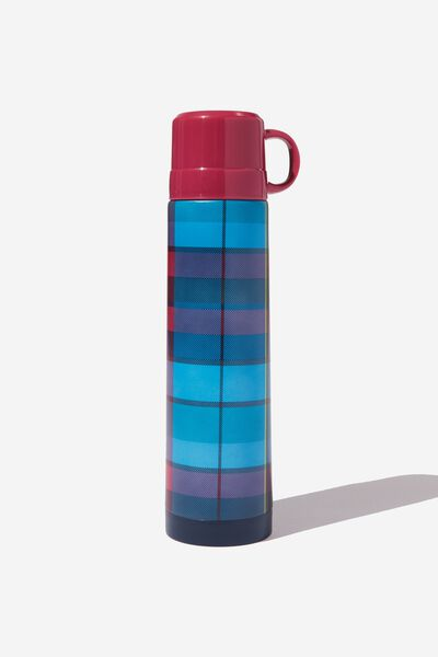 Insulated Flask 750Ml, PICNIC CHECK