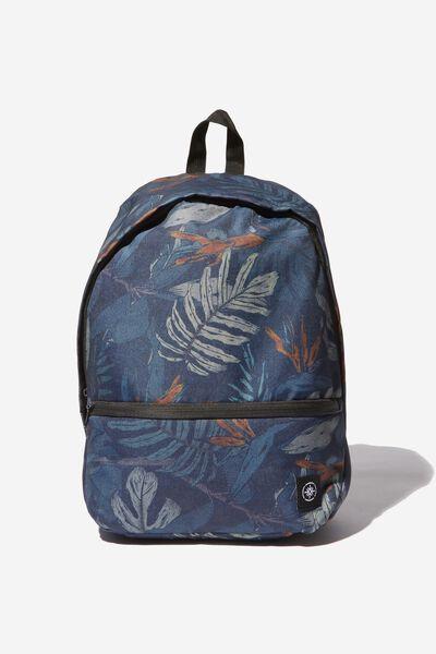 Transit Backpack, BIRD OF PARADISE PALM