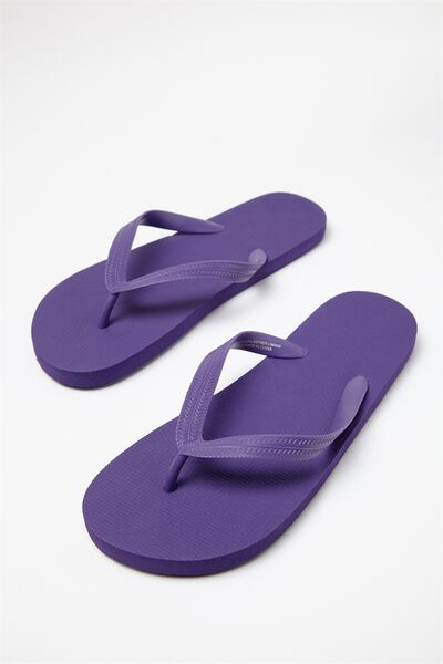 Bondi Flip Flop, PURPLE