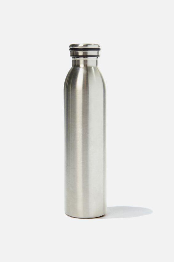 Transit Metal Drink Bottle, ALUMINIUM