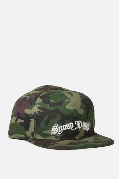 Art Snapback, LC/CAMO/SNOOP DOGG