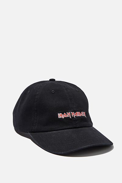 Special Edition Dad Hat, LCN GM BLACK/IRON MAIDEN