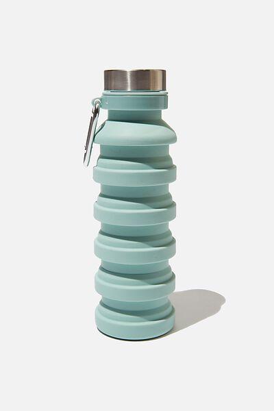 Collapsible Drink Bottle, SAGE