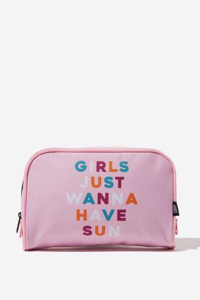 Transit Cos Bag, GIRLS PINK