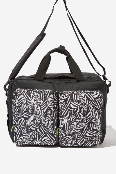 Transit Ultimate Laptop Bag, ABSTRACT ZEBRA
