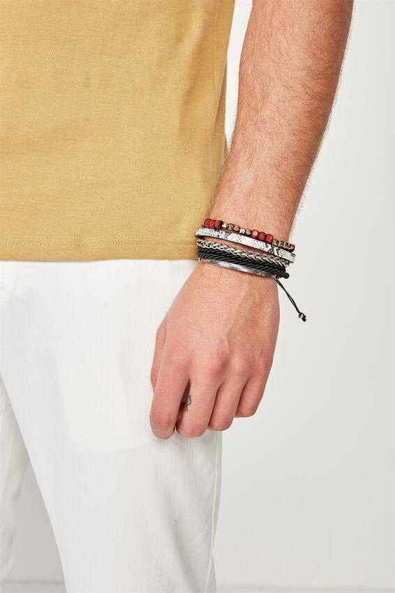 Bracelet Multi Pack, PACK 5
