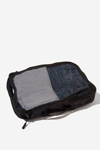 Packing Cell - Medium, BLACK