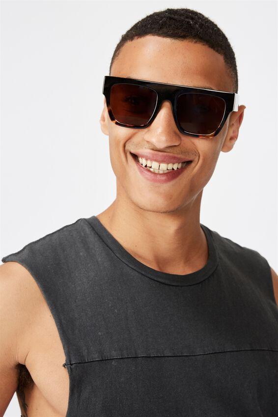 Batesford Sunglasses, TORT/GOLD/BROWN