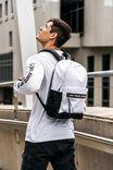 Wwkd Backpack, WHITE COATED