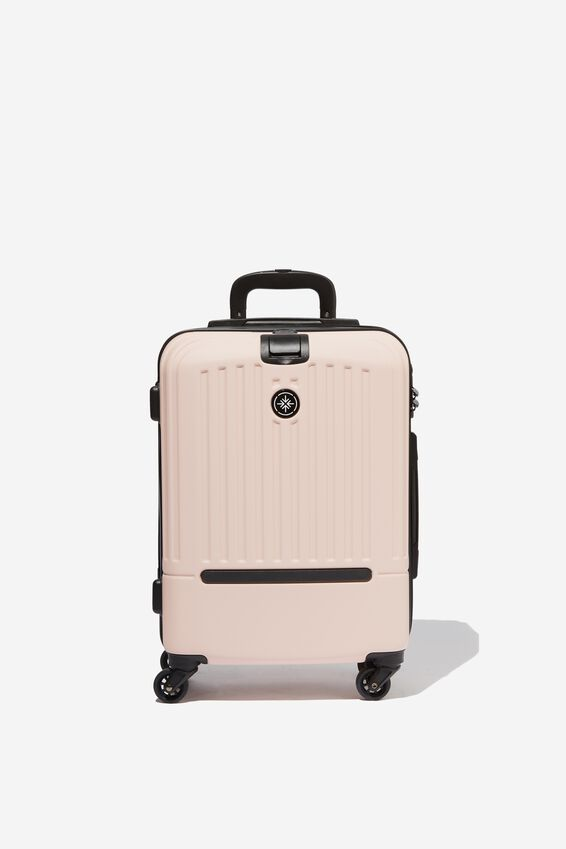 Sml 19Inch Hard Suitcase, BLUSH