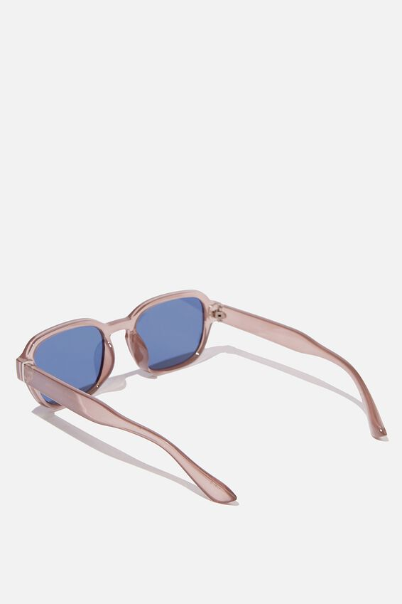 Breamlea Sunglasses, GREY BLUE