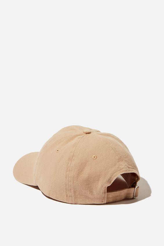 Blank Dad Hat, TAN