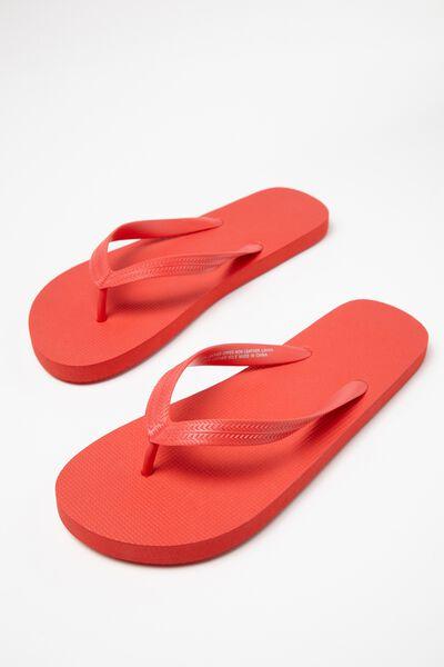 Bondi Flip Flop, RED