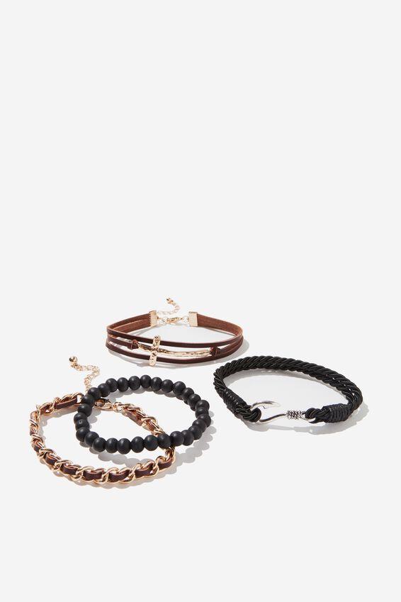 Bracelet Multi Pack, PACK 1