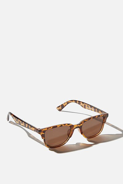 Harrison Sunglasses, TORT/BLACK