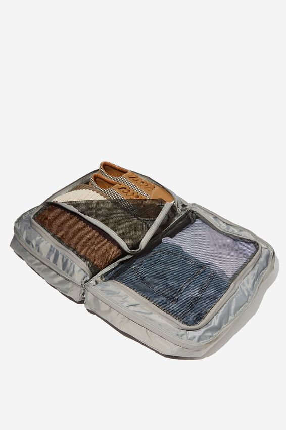 Foldable Cabin Bag, GREY