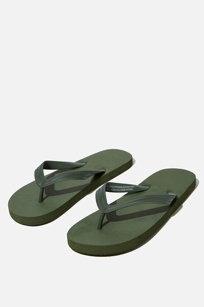 Bondi Flip Flop, KHAKI