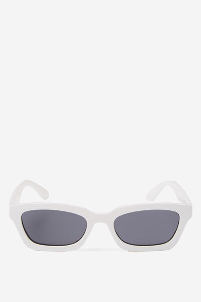 Newport Sunnies, WHITE